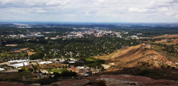 Table Rock in Boise, ID